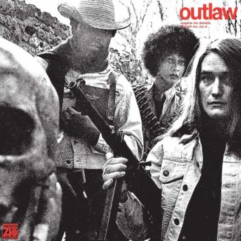 McDaniels, Eugene: Outlaw - édition 50e anniversaire [LP rouge néon]