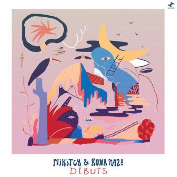 Nikitch & Kuna Maze: Débuts [CD]