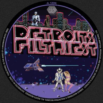 "Detroit's Filthiest: Please Play Again [12""]"