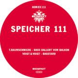 """T.Raumschmiere / Voigt & Voigt: Speicher 111 [12""""]"""