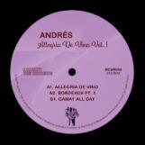 """Andrés: Allegria De Vino Vol. 1 [7""""]"""
