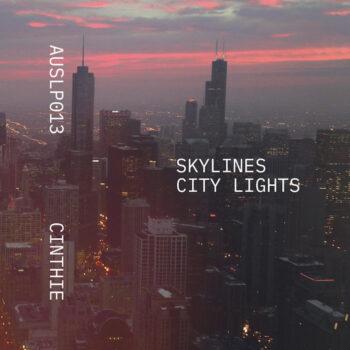 Cinthie: Skylines City Lights [2xLP]