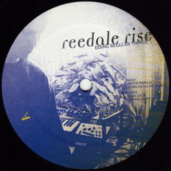"Reedale Rise: Doing Regular Things [12""]"