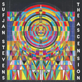 Stevens, Sufjan: The Ascension [2xLP transparents]