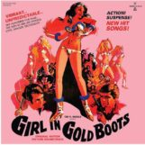 variés: Girl In Gold Boots [CD+DVD]