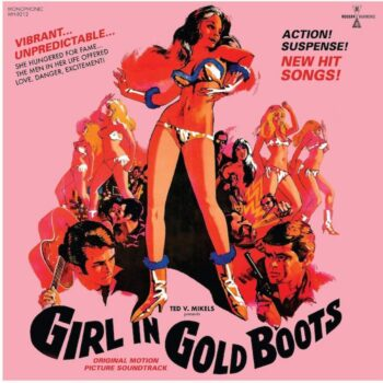 variés: Girl In Gold Boots [CD+DVD]