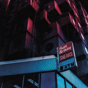 Sneaks: Happy Birthday [CD]