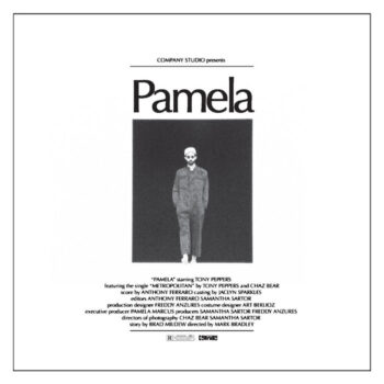 "Peppers, Tony: Pamela [7""]"