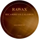 """Villalobos, Ricardo: AsloHop EP [12"""" brun]"""