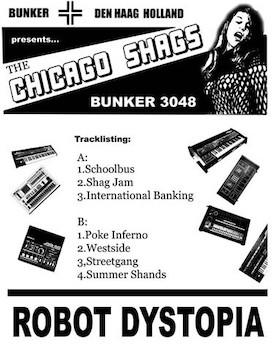 "Chicago Shags: Chicago Shags [12""]"