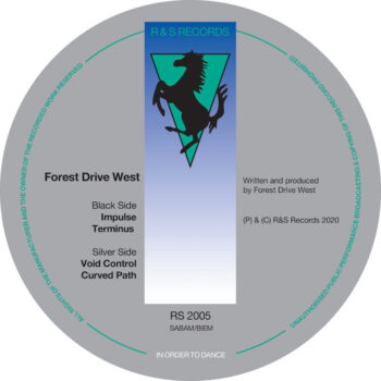 "Forest Drive West: Terminus EP [12""]"