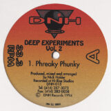 "Holder, Nick: Deep Experiments Vol. 2 [12""]"