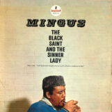 Mingus, Charles: The Black Saint and The Sinner Lady [LP]