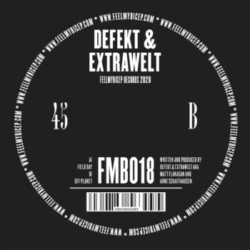 "DeFeKT & Extrawelt: Field Day / Off Planet [12""]"