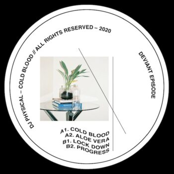 """DJ Physical: Cold Blood EP [12""""]"""