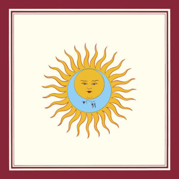 King Crimson: Larks' Tongues In Aspic [LP 200g]