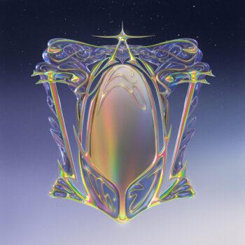 Machinedrum: A View of U [LP marbré]