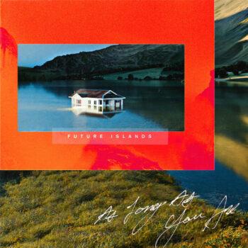 Future Islands: As Long As You Are [LP bleu pétrole]