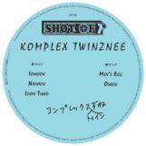 """Komplex Twinznee: Men's Egg EP [12""""]"""