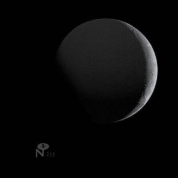 Valium Aggelein: The Black Moon [CD]