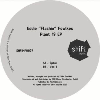 "Fowlkes, Eddie 'Flashin': Plant 19 [12""]"