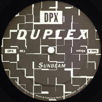 "Duplex: Sunbeam [12""]"