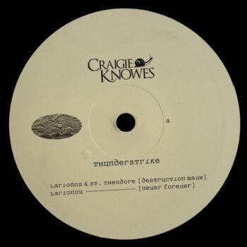 "Larionov & St. Theodore: Thunderstrike EP [12""]"