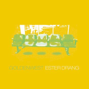 Ester Drang: Goldenwest [2xLP vert et jaune]