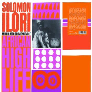 Ilori & His Afro-Drum Ensemble, Solomon: African High Life [LP]