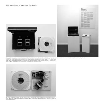 Gesellschaft Zur Emanzipation Des Samples: Anthology of American Pop Music [LP]