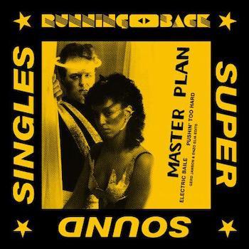 "Master Plan: Electric Baile / Pushin' Too Hard — remixes par Enzo Elia & Gerd Janson [12""]"