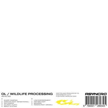 OL: Wildlife Processing [LP]