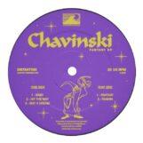 """Chavinski: Fantasy EP [12"""" mauve]"""