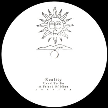 """Rising Sun Psyche: Reality Used To Be A Friend Of Mine [12""""]"""