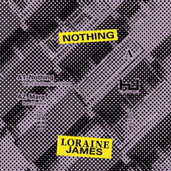 """James, Loraine: Nothing EP [12""""]"""