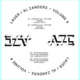 """variés vs. Lauer & Al Zanders: Africa Seven Presents A7 Edits Volume 4 [12""""]"""