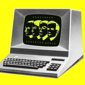 Kraftwerk: Computer World [LP jaune]