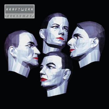 Kraftwerk: Techno Pop [LP argenté]