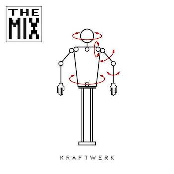 Kraftwerk: The Mix [2xLP blancs]