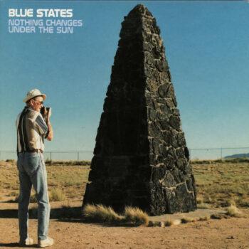 Blue States: Nothing Changes Under The Sun / Trinity – édition 20e anniversaire [2xLP bleu-jaune+CD]