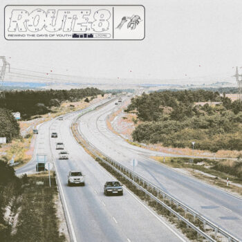 Route 8: Rewind The Days Of Youth [2xLP rose]