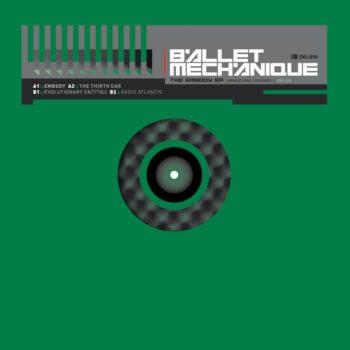 "Ballet Mechanique: Embody EP [12""]"