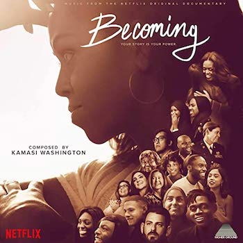 Washington, Kamasi: Becoming — music from the Netflix documentary [LP]