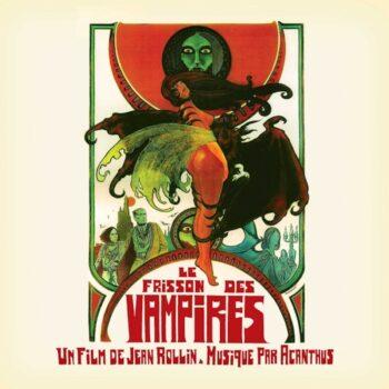 Acanthus: Le frisson des vampires [LP]