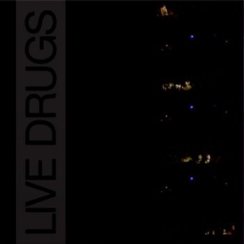 War On Drugs, The: LIVE DRUGS [2xLP pourpres]
