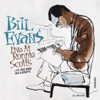 Evans, Bill: Live At Ronnie Scott's 1968 [2xLP]