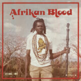 variés: Afrikan Blood [LP]