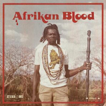variés: Afrikan Blood [LP]