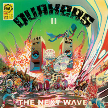 Quakers: Quakers II: The Next Wave [2xCD]