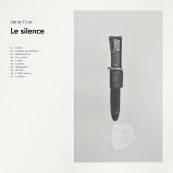 Hunt, Jimmy: Le silence [CD]